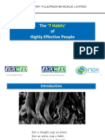 The 7 Habits of Highly Effective People ppt