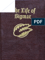 TRAS the Life of Sigmar