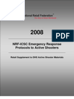 NRF Active Shooter Guidelines