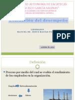 Evalución Del Desempeño 2019 Patiño