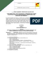Acuerdo 28 de 2015