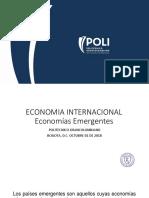 economía emergente