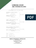 Dept. of Homeland Security et al v. Regents of Univ. of California et al
