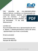 ENGENHARIA CIVIL FORENSE  PRINCIPAIS CAUSAS DE INCIDENTES EM OBRAS DE ENGENHARIA CIVIL E PROCEDIMENTOS DE INVESTIGAÇÃO