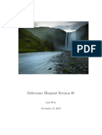 Deliverance Blueprint