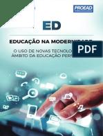 Uso de Novas Tecnologias No Ambito Da Educação Permanente