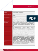 Proyecto Derecho Administrativo II