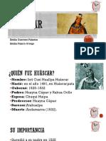 Huascar Disertacion
