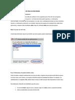 reconstruir base de datos outlook mac