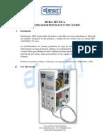 Ficha Tecnica - Estabilizador Solido Monofásico.