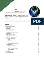The Holdstock Report - Children of Raxxla