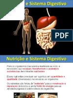 Fisiologia - Sistema Digestório