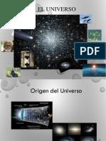 Universo ppt
