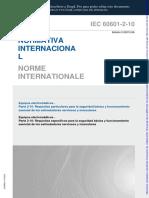 IEC 60601-2!10!2012(Nerve and Muscle Stimulators) ES
