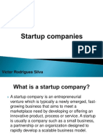 Startup Companies - PowerPoint