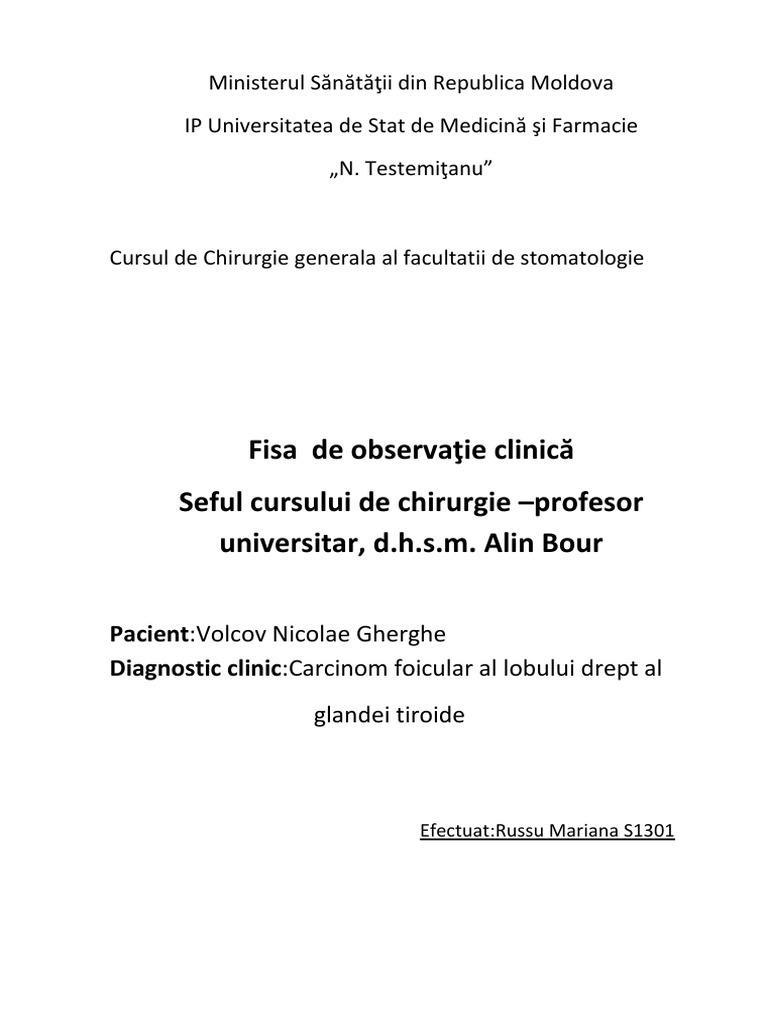 varicose prelegere despre chirurgie