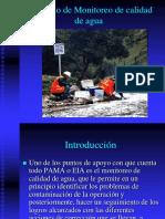 Protocolo de Monitoreo de Calidad de Agua