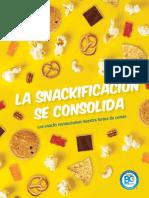 La snackificación