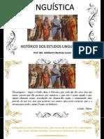02 Histórico Dos Estudos Linguísticos