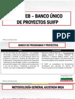 Socializacion SUIFP Municipios Julio 2017 V1