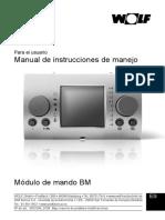 ManualUsuario MGK-2 Manual de Instrucciones de Manejo Para Usuario