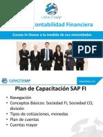 Capacitacion SAP FI