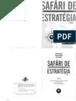 Safari de Estrategia Henry Mintzberg