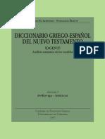 Dicionario Griego Español NT