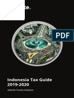 Indonesian Tax Guide 2019 - 2020