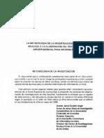 Dialnet-LaMetodologiaDeLaInvestigacionJuridicaAplicadaALaE-5415599