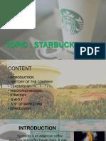 presentationaboutstarbucks
