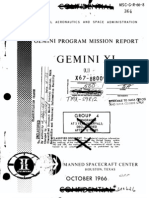 Gemini XI Mission Report