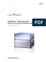 LightCycler 480 ServicePack3 InstallationGuide
