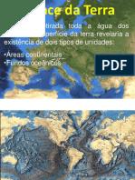 A Face Da Terra_ Àreas Continentais e Fundos Oceânicos