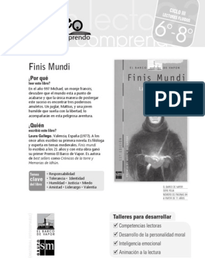 Descargar Libro Gratis Pdf Finis Mundi Laura Gallego Finis Mundi