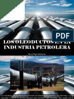 Hocal Pipe Industries - Los Oleoductos en La Industria Petrolera