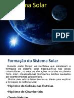 Formação Do Sistema Solar_Origem Da Energia Interna Da Terra