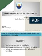 Farmacoquimica analítica I