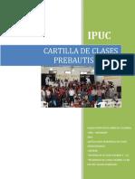 Cartilla Bautismal 2018