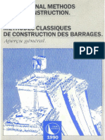 B76 - Concentional Methods in Dam Construction