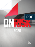 OnRisk 2020 Report