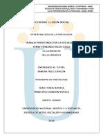 Trabajo Epistemologia, Lesion Inicial