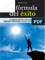 La fórmula del éxito, de Agustín Grau