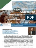 Património Cultural do Oktoberfest tradições de Munique e outros festivais