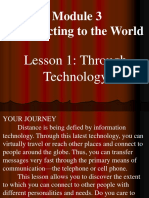lesson 1 telephone