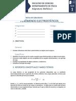 Guía 1 -Electrostática