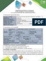 Guía Para El Desarrollo Del Componente Práctico - Paso 4 - Ejecutar Un Auditoría Ambiental (Práctica)