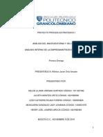 Proyecto Grupal - Primera Entrega-proceso Estrategico i