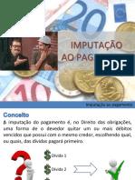 IMPUTAÇÃO AO PAGAMENTO.pptx