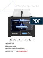 FlashForge Creator Pro Manual 20190222 Updated-confirmed